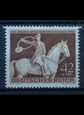 Vokietijos Reichas, MiNr 854 MH*