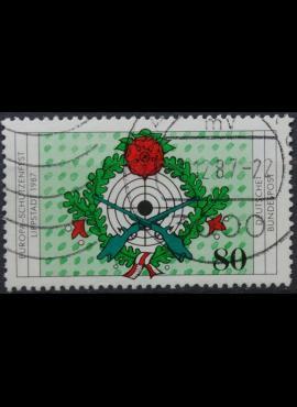 Vokietija MiNr 1330 Used(O)