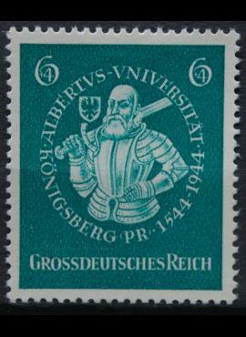Vokietijos Reichas, MiNr 896 MLH*