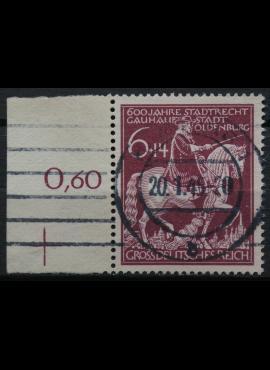 Vokietijos Reichas, MiNr 907 Used(O)