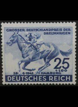 Vokietijos Reichas, MiNr 814 MNH**