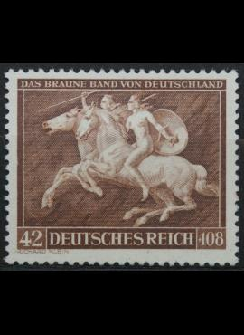 Vokietijos Reichas, MiNr 780 MNG (*)