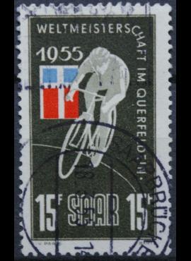Saras MiNr 357 Used(O)