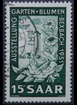 Saras MiNr 307 Used(O)