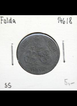 Fulda'os notgeldai, 1918m 50 pfenigų