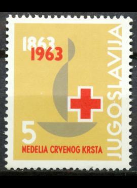 Jugoslavija ScNr RA28 MLH*