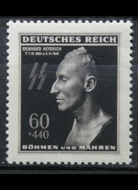 Vokietijos Reichas, Čekijos okupacija, MiNr 131 MLH*