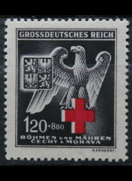 Vokietijos Reichas, Čekijos okupacija, MiNr 132 MNH**
