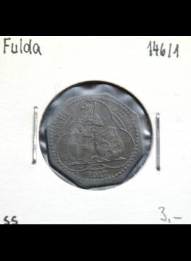 Fulda'os notgeldai, 1917m 10 pfenigų