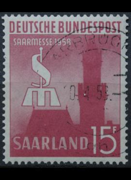 Saras MiNr 435 Used(O)