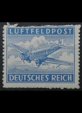 Vokietijos Reichas, oro paštas, MiNr 1 B MNH**
