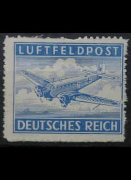 Vokietijos Reichas, oro paštas, MiNr 1 B MNG(*)