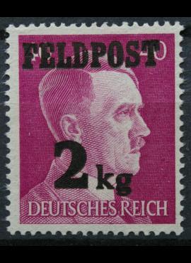 Vokietijos Reichas, oro paštas, MiNr 3 MNH**