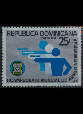 Dominikos Respublika ScNr C340 MNG(*) V