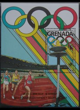 Grenada ScNr 1693 MNH** V