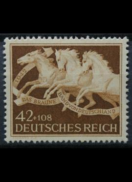 Vokietijos Reichas, MiNr 815 MH*
