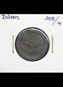 Duren'o notgeldai, 1917m 10 pfenigių