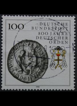 Vokietija MiNr 1451 Used(O)