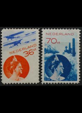 Nyderlandai ScNr C9 ir 195 MLH*
