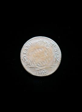 Bavarija, SIDABRINIAI 6 kreiceriai 1807m
