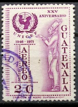 Gvatemala ScNr C472A Used(O) E