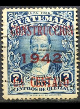 Gvatemala ScNr 297 Used(O) E