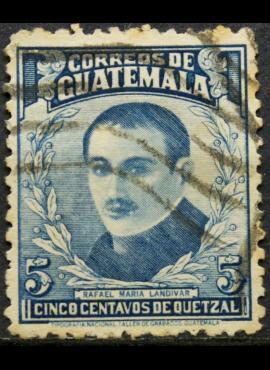 Gvatemala ScNr 308 Used(O) E