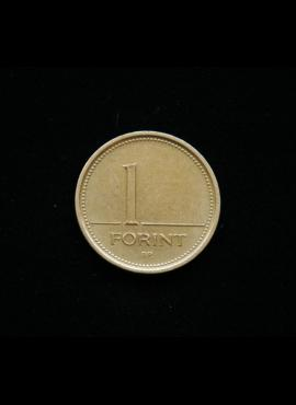 Vengrija, 1 forintas, 1996m