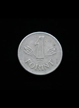 Vengrija, 1 forintas, 1980m