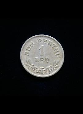 Rumunija, 1 lėja 1924m