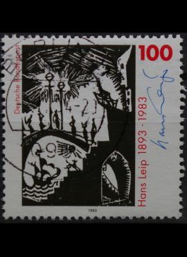 Vokietija MiNr 1694 Used(O)