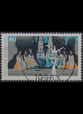 Vokietija MiNr 1702 Used(O)