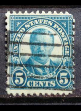 JAV, ScNr 557 Used(O)