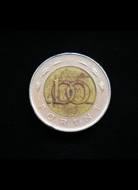 Vengrija, 100 forintų, 1998m