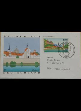Vokietija, 1994m pirmos dienos vokas su MiNr 1744