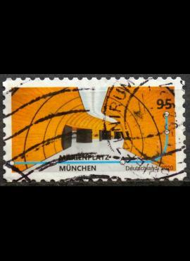 Vokietija, MiNr 3541 Used(O)