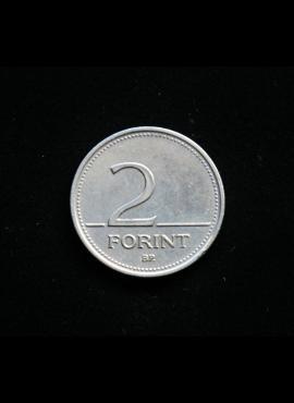 Vengrija, 2 forintai, 1996m