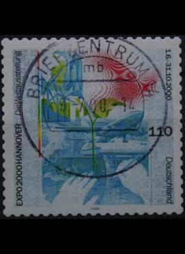 Vokietija MiNr 2042 Used(O)