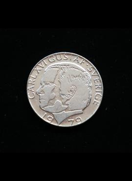 Švedija, 1 krona 1979m