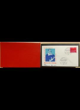 Vokietijos 1972-1977 metų pirmos dienos vokų kolekcija