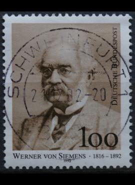 Vokietija MiNr 1642 Used(O)