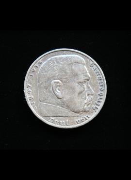 Vokietijos Reichas, SIDABRINĖS 5 markės 1936m-A