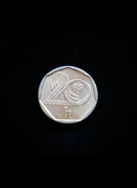 Čekija, 20 helerių 1994m-B' A