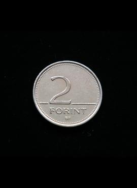 Vengrija, 2 forintai, 1997m