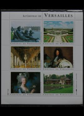 Suvenyriniai Versalio rūmų ženklai