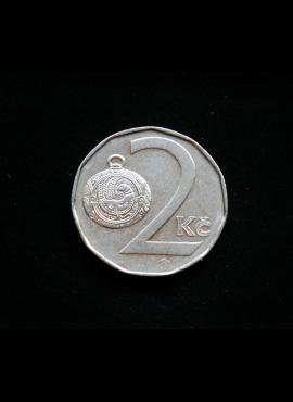 Čekija, 2 kronos 1993m A