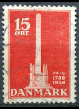 Danija ScNr 262 Used(O)
