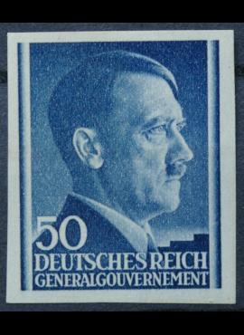 Vokietijos Reichas, Lenkijos okupacija MiNr 110U MNH**