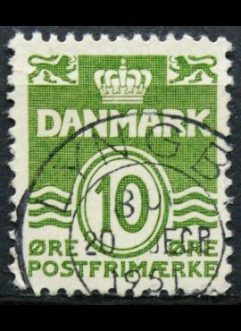 Danija ScNr 318 Used(O)