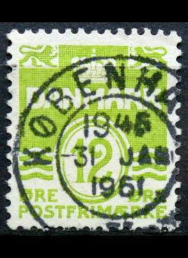 Danija ScNr 333 Used(O)